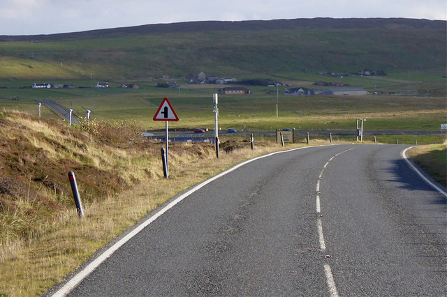 A971, Tingwall Valley