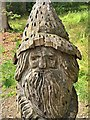 NY2024 : Wood sculpture in Whinlatter Forest by Graham Hogg