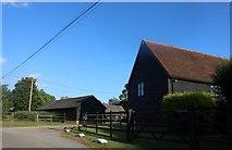 TL4028 : Balons Farm, Little Hormead by David Howard