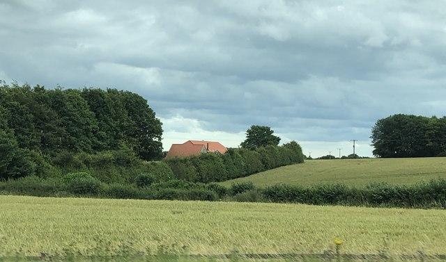 Farmland near J56 A1(M)