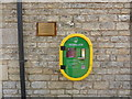 TF0122 : Defibrillator by Bob Harvey