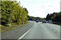 TL4156 : M11 Southbound near Grantchester by David Dixon