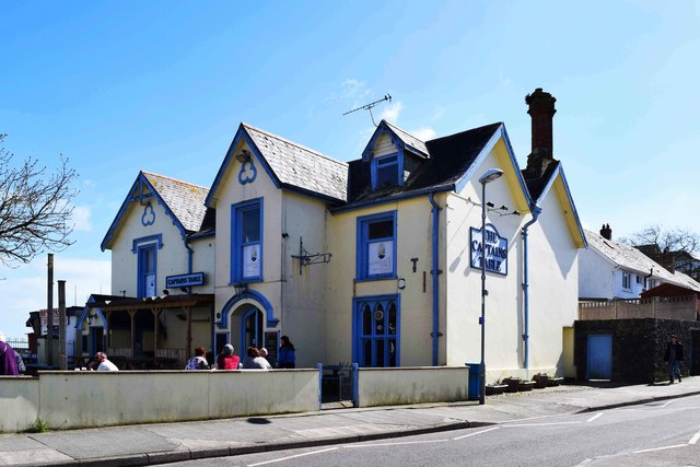 The Captains Table, The Harbour, Saundersfoot, Pembs