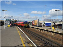 TQ2775 : Clapham Junction station by Malc McDonald