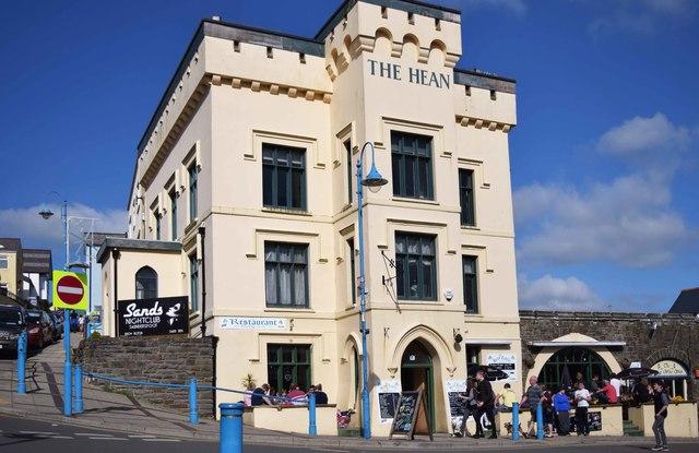 The Hean, High Street, Saundersfoot, Pembs