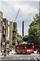 TQ3684 : Wick Lane by Ian Capper