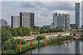 TQ3884 : Waterworks River by Ian Capper
