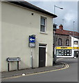 ST3390 : Mill Street road signs, Caerleon by Jaggery