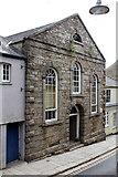 SW7834 : Teetotal Hall, Lower Market Street, Penryn by Jo Turner