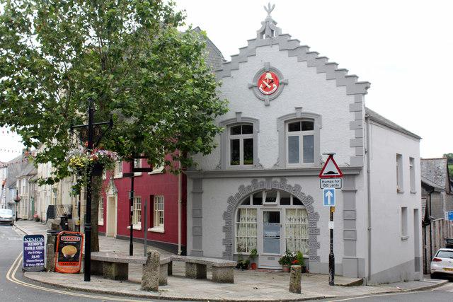 Old Fire Station, 2 Broad Street, Penryn