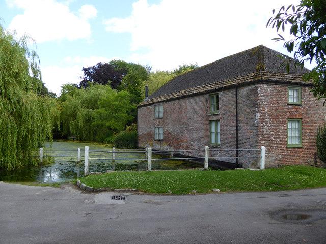 Pond, Abbey Street, Cerne Abbas