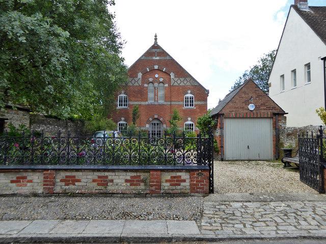 Former chapel, Abbey Street, Cerne Abbas