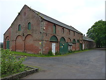 NO3901 : Former Flax Mill on the Silverburn Estate by Richard Law