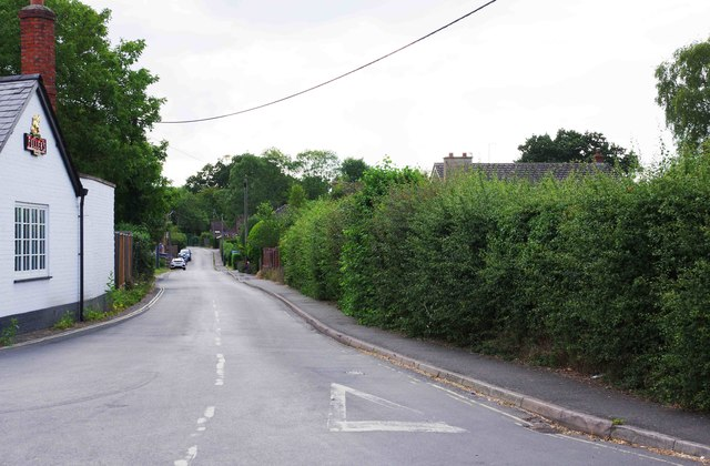 Cock Lane, Bradfield, Berks
