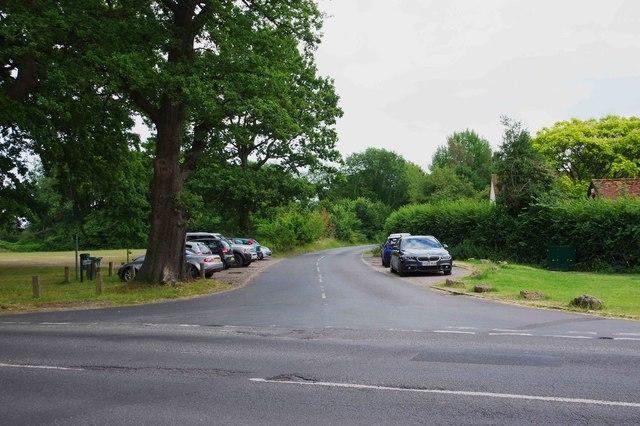 Hatch Lane, Chapel Row, near Bucklebury, Berks