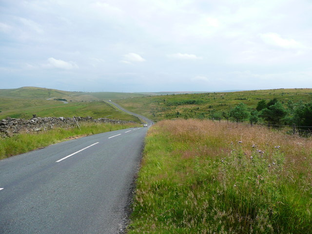 Crown Point Road, Cliviger
