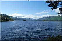 NY2622 : Derwent Water from Friar's Crag by DS Pugh