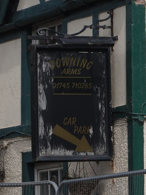 The Downing Arms