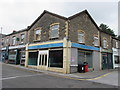 ST2096 : Vacant shop on a Newbridge corner by Jaggery
