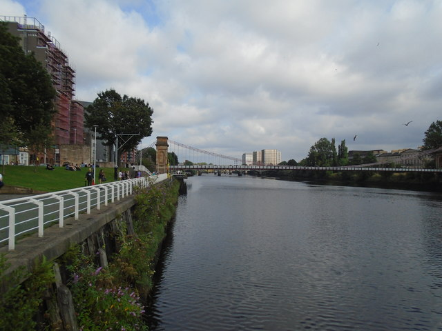 River Clyde - Glasgow