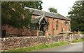 SO7699 : Church of St Giles, Badger by Derek Harper