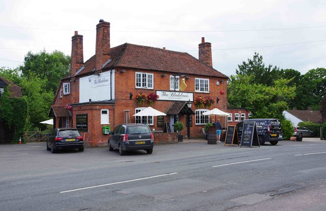 The Bladebone (1), Chapel Row, near Bucklebury, Berks