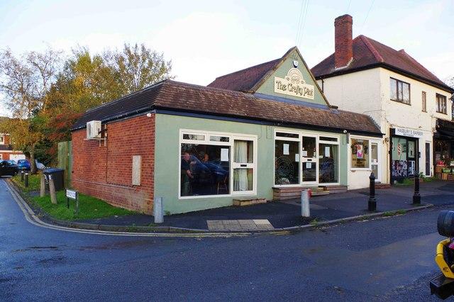 The Crafty Pint, 8 Wassell Road, Hasbury, Halesowen