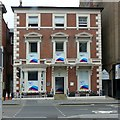 SK5740 : 12 Shakespeare Street, Nottingham by Alan Murray-Rust