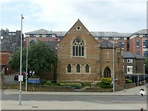 SK5640 : St Andrew's United Reformed Church, Goldsmith Street, Nottingham by Alan Murray-Rust