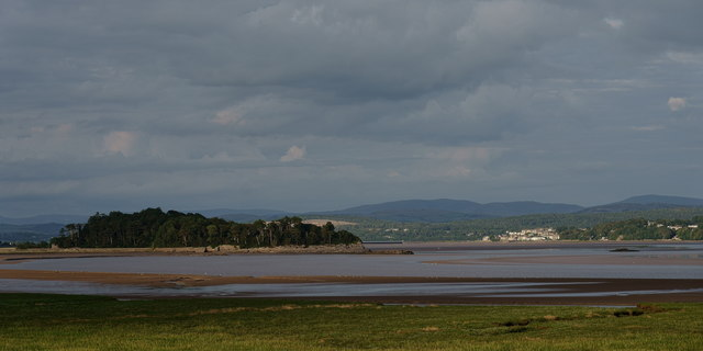 View From Grange-Over-Sands