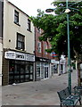 ST3187 : Vacara's new neighbour in Newport city centre by Jaggery