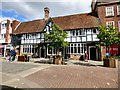 SU8605 : The Old Cross, Chichester by Gerald England