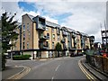 TQ0580 : Modern Flats in Trout Road by James Emmans