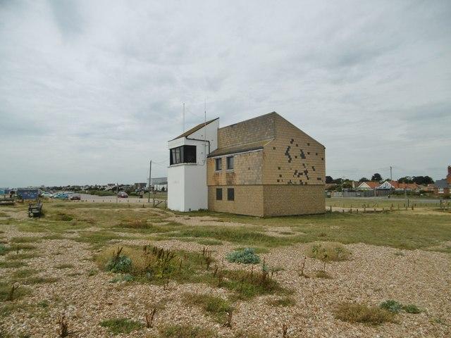 South Hayling, coastguard station