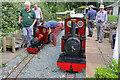 SJ6830 : Woodseaves Miniature Railway by Chris Allen