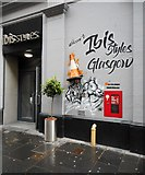 NS5965 : Ibis Styles Glasgow by Richard Sutcliffe