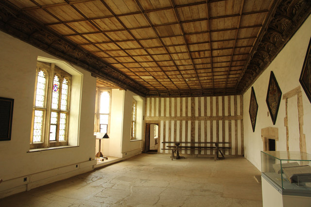 Lyddington Bede House, Great Chamber