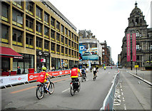 NS5965 : Let's Ride, Glasgow by Richard Sutcliffe