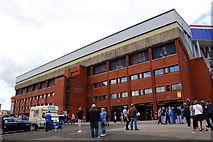 NS5564 : The Copland Road Stand at Ibrox Park by Steve Daniels