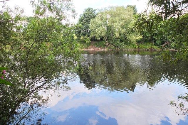 River Tyne near Corbridge