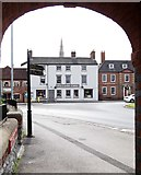 SK7954 : Castlegate, Newark, Notts. by David Hallam-Jones
