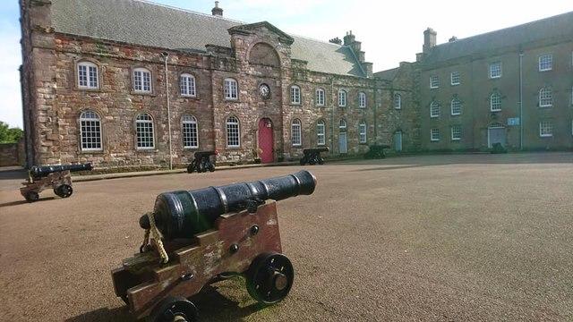 Barracks, Berwick upon Tweed