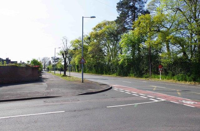 Bewdley Hill (A456), Kidderminster, Worcs