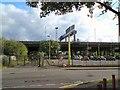 SP0096 : Bescot Station Car Park by Gerald England