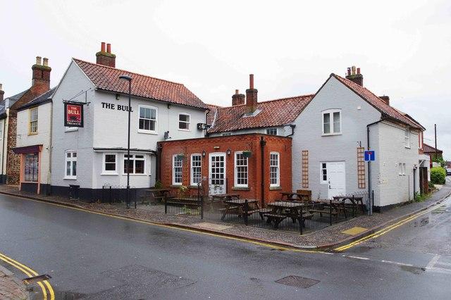 The Bull (1), 41 Bridge Street, Fakenham, Norfolk