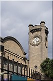 TQ3473 : Forest Hill : clock tower, Horniman Museum by Julian Osley