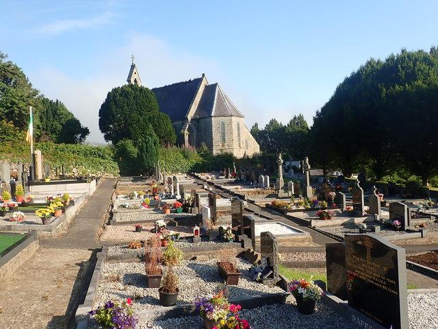 Borderland grave yard