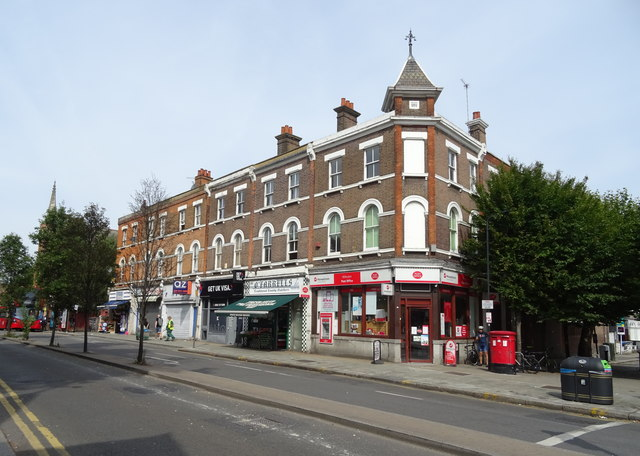 Post Office on High Road, Willesden