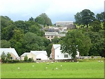NY6214 : The Bank Farm, Crosby Ravensworth by Oliver Dixon