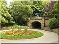 SK5640 : Nottingham Arboretum – pedestrian subway by Alan Murray-Rust